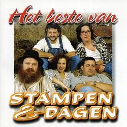 CD cover - Het Beste Van Stampen & Dagen