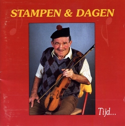 CD cover - Tijd