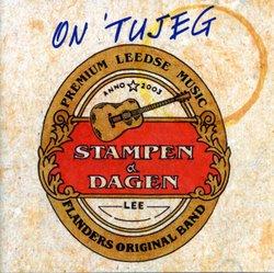 CD cover - On 'Tujeg